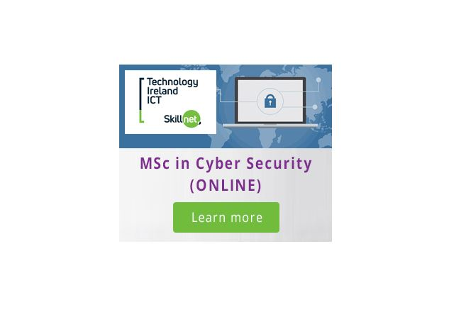 masters in cyber security online