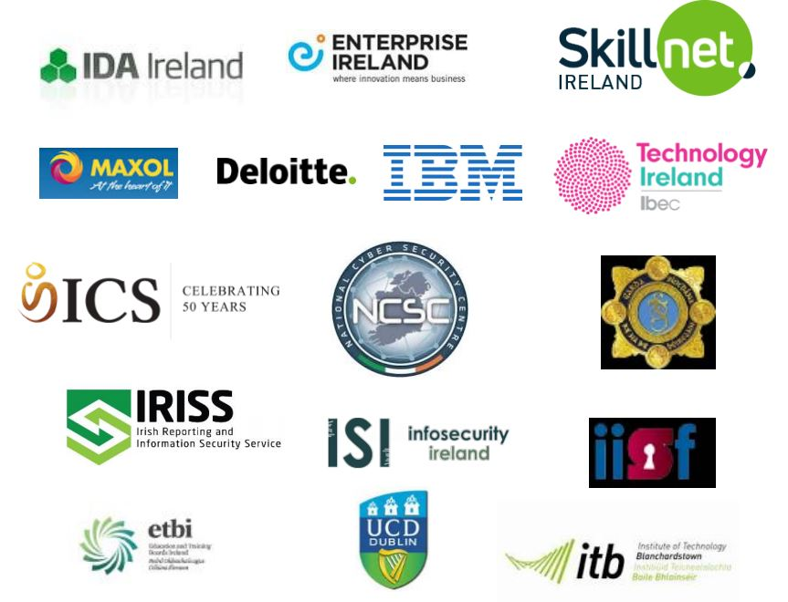 cyberskill initiative supporters