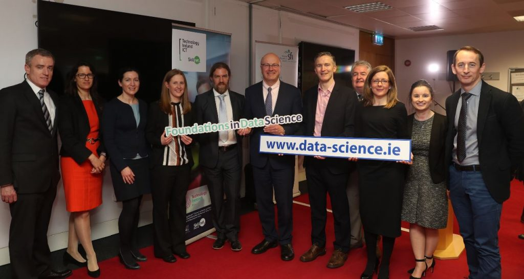 data science partners ict skillnet
