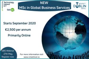 Msc in GBS