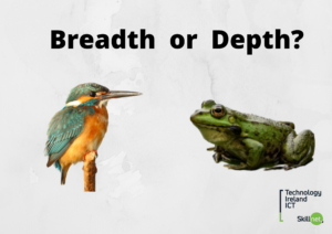 Breadth or Depth - A common Career Mistake