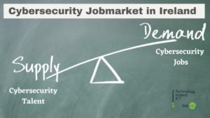 job market for cybersecurity in Ireland